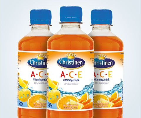 Christinen ACE Vitamingetränk