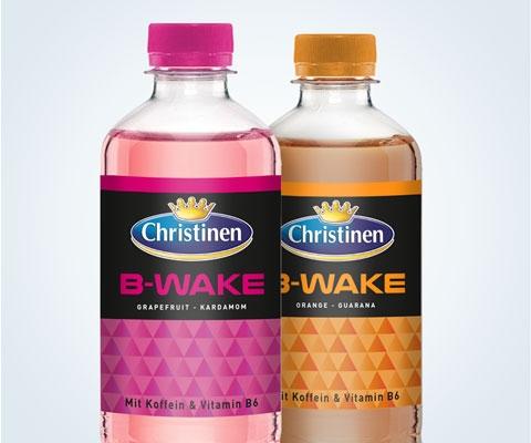 B-WAKE mit Koffein & Vitamin B6