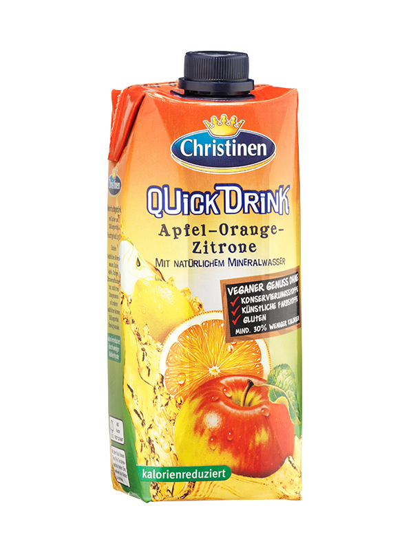 Christinen Apfel-Orange-Zitrone